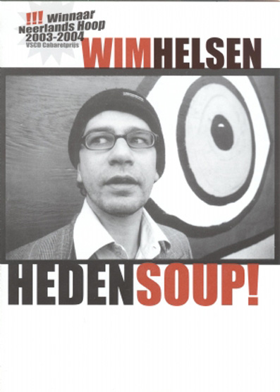 affiche HEDEN SOUP - vlaanderen websiteformaat